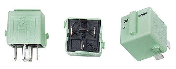 реле включения компрессора пневмоподвески BMW 61368373700