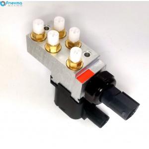 Блок клапанов пневмоподвески (оригинал) A2113200158