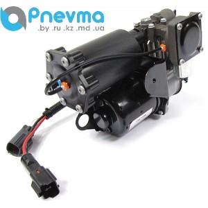 Компрессор пневматической подвески Hitachi для Discovery 3 L319, Discovery 4 L319, Range Rover Sport L320, Range Rover L322