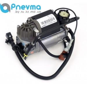 Компрессор пневматической подвески, бензин 6/8 цилиндров Audi A8 (D3, 4E)