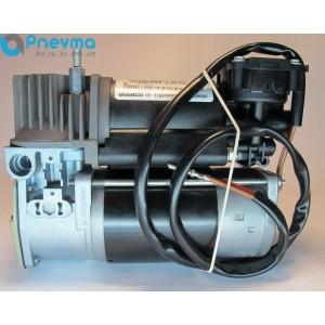 Компрессор пневматической подвески (пневмоподвеска на передней и задней оси, оригинал)