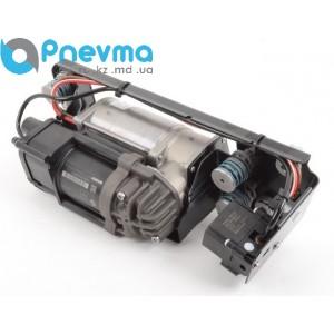 Компрессор пневматической подвески с блоком клапанов BMW 5 series F11, GT F07, 7 series F01/F02/F04