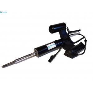 Ремонт амортизатора пневмостойки передней W211 (полный привод)