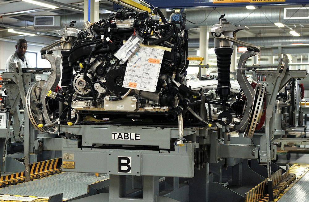 пневмостойки Bentley Continental GT первое поколение