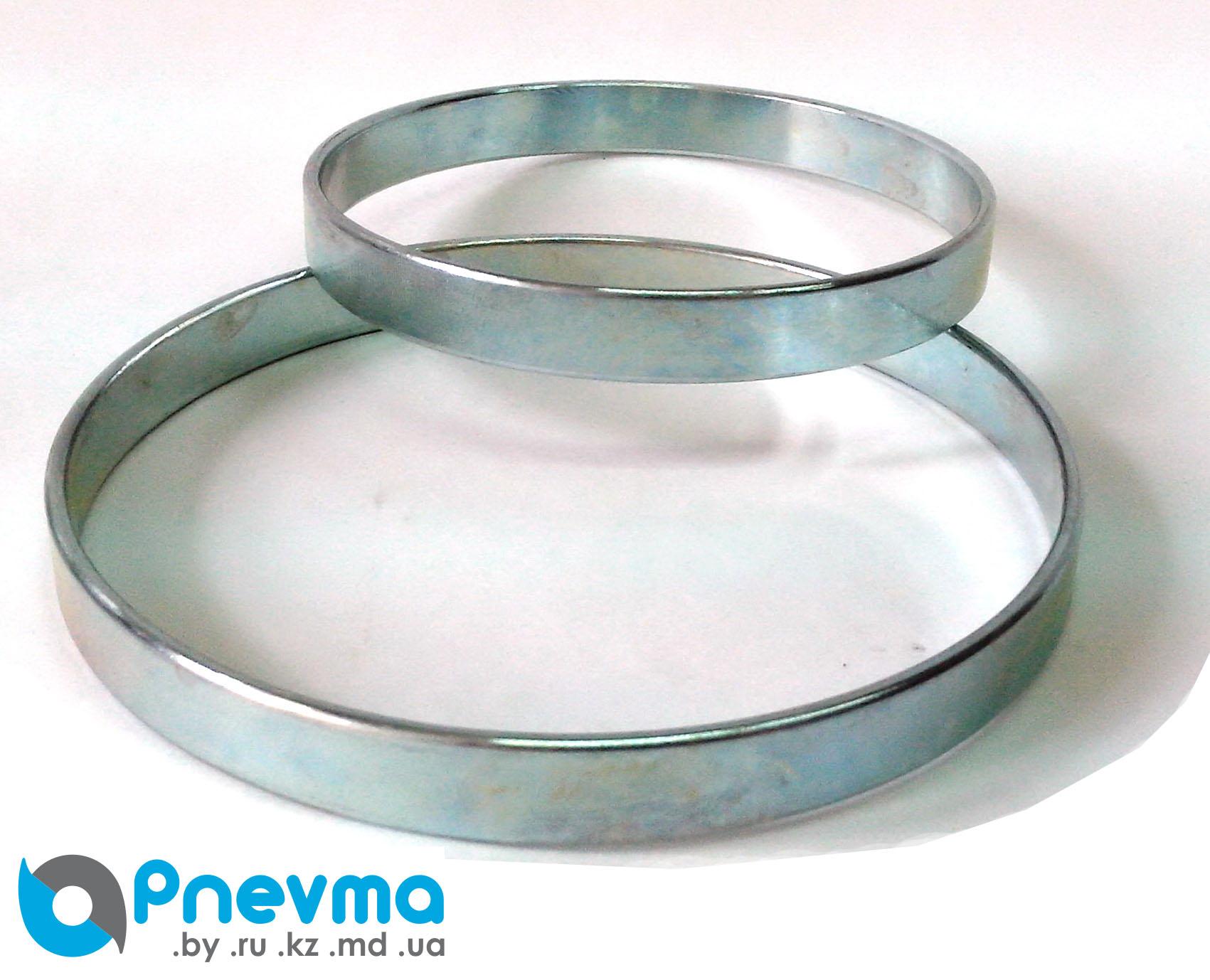 обжимное кольцо никилированное